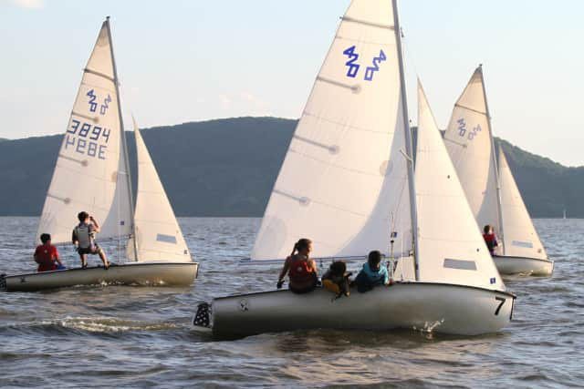 The Shattemuc Sailing Academy in Ossining is having several open houses.
