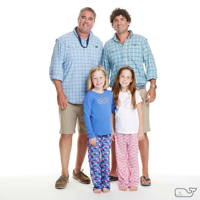 """Girl power! A 9-year old from North Carolina got Vineyard Vines to change the names of its girls lounge pants when she wrote, """"Girls aren't lazy."""""""