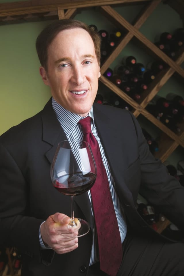 Wine Enthusiast Editor & Publisher Adam Strum.