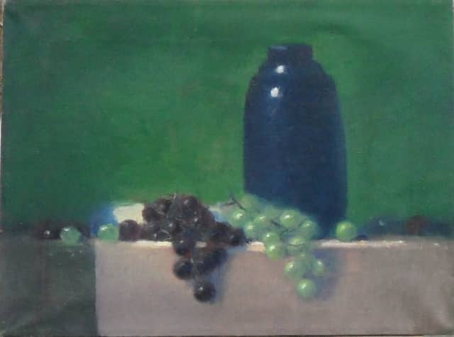 David Buckbinder will teach an oil painting class at the Fair Lawn Art Association starting in January.