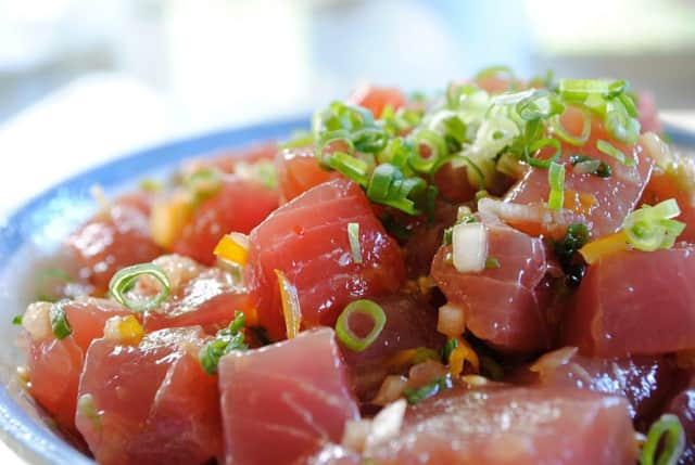 Poke bowls are coming to Bergen County.