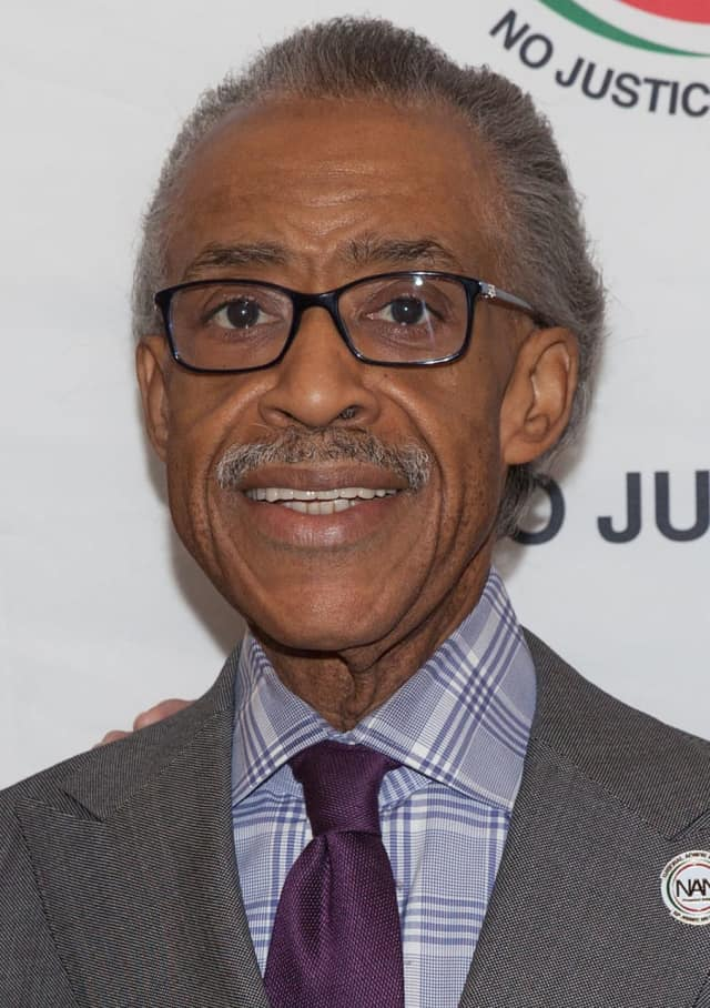 Al Sharpton of Englewood.