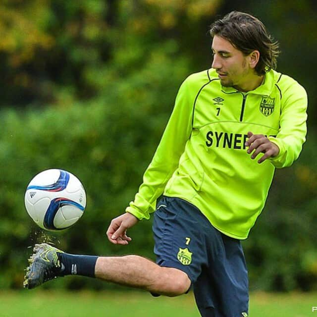 Alejandro Bedoya, born in Englewood, is celebrating a birthday on Friday.