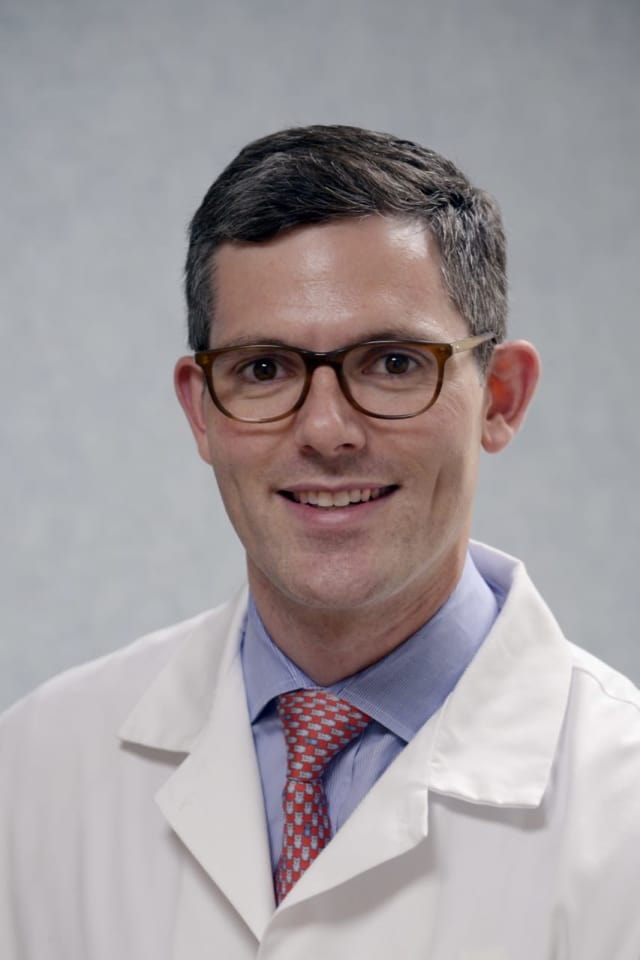 Alexander McLawhorn, MD is a hip and knee surgeon at HSS.
