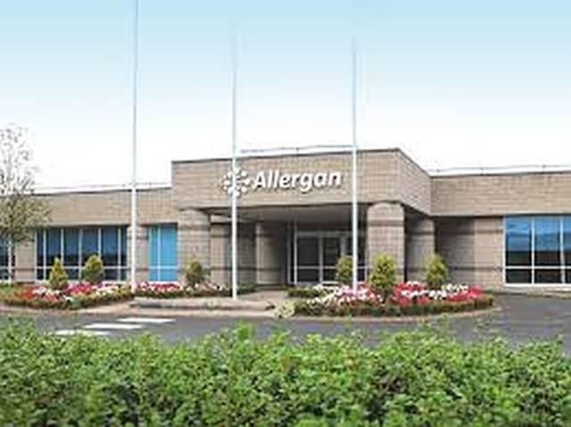 Allergan plc