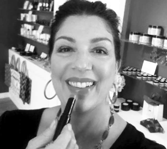 Susan Giordano is a renowned beauty expert and owner of Giordano Beauty in Hastings-on-Hudson.