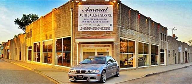 Amaral Auto Sales & Service has been honored by DealerRater for its customer satisfaction.