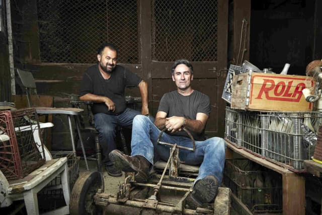 Have unusual or cool stuff? The American Pickers are on their way to the area.
