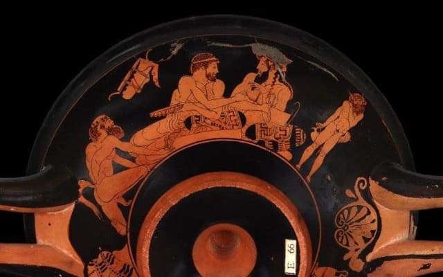 """Western Connecticut State University will host the lecture, """"The Good Life: Ethics and Identity in Ancient Greece"""" March 16."""
