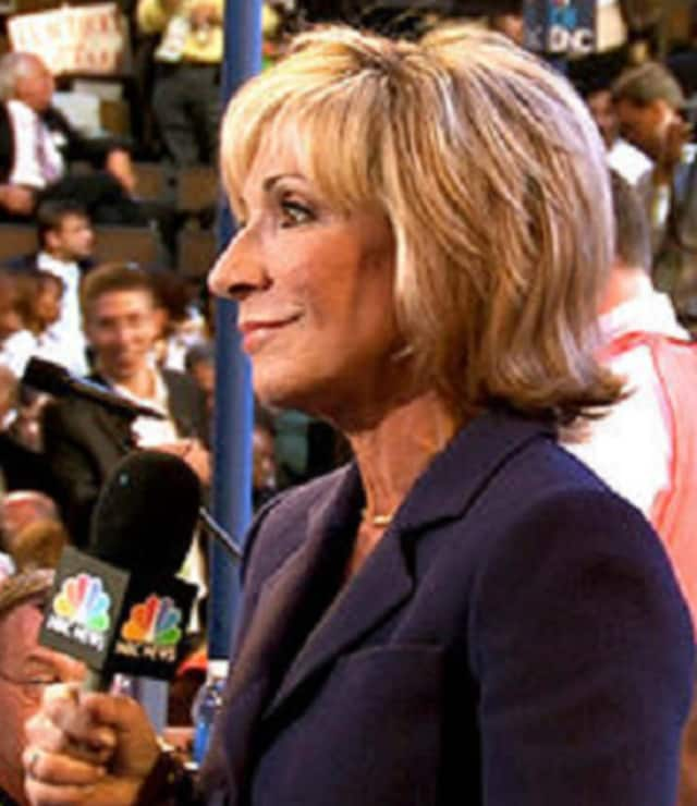Andrea Mitchell turns 70 Oct. 30.
