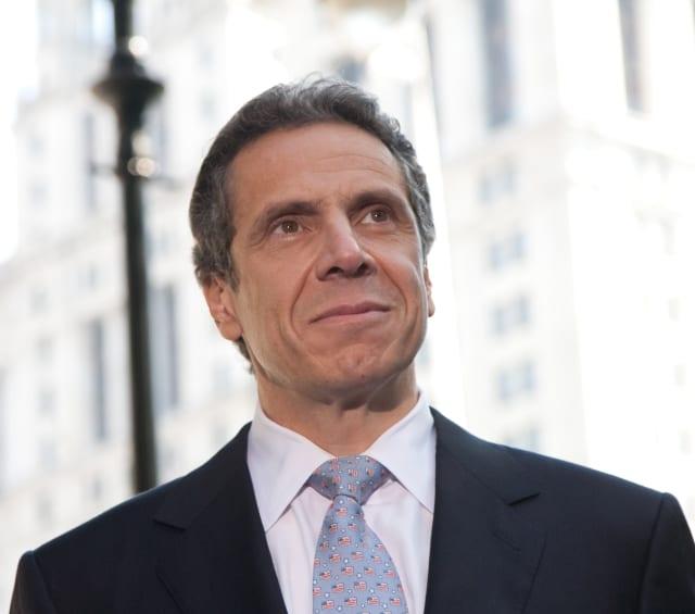 Gov. Andrew Cuomo, New York
