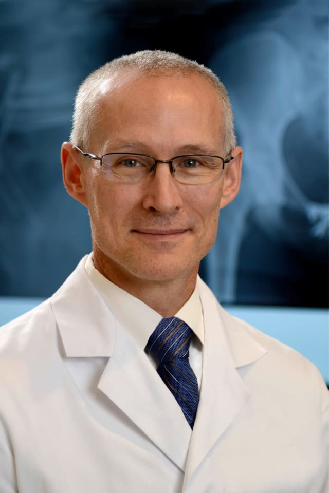 Andrew Grose, MD, MSc, Director of Orthopedic Trauma, HSS Orthopedics at Stamford Health