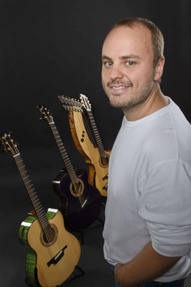 Andy McKee and Guitar Masters will perform at the Ridgefield Playhouse on Oct. 24.