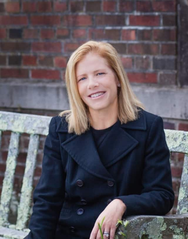 "Ann Lineberger penned a novel ""The Adjustments,"" which takes place in a town based on Wilton and New Canaan."