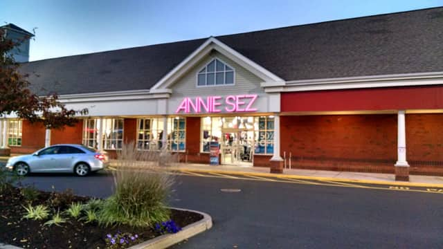 Annie Sez is reporting a possible credit card breach at its store in Danbury.