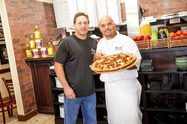 Enjoy pizza and drinks at Anthony's Coal-Fired Pizza during October while supporting the Fair Lawn Police L.E.A.D. program
