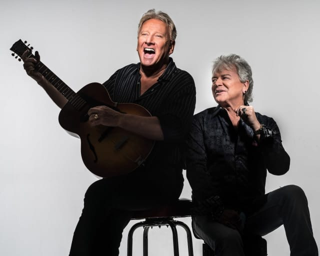Air Supply will play at Ridgefield Playhouse on May 11.