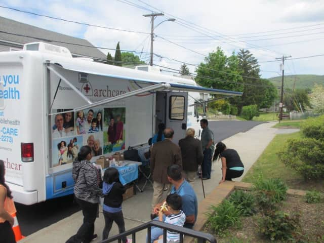 ArchCare, the healthcare ministry of the Archdiocese of New York, launched a new mobile health center to deliver primary care and other essential health services directly to those who need them most.