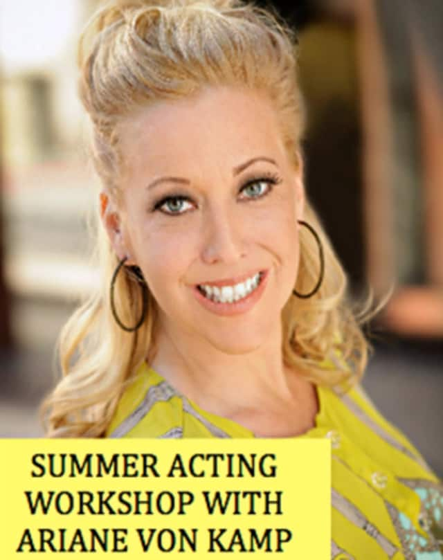 Ariane Von Kamp returns home from Hollywood to teach classes this sumer.
