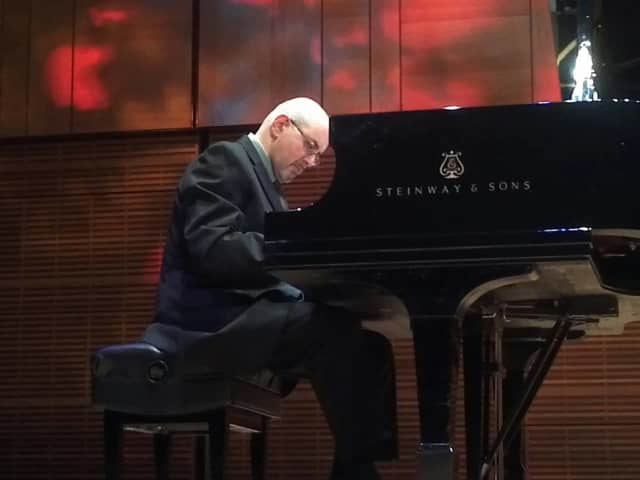 Renowned pianist Arkadiy Figlin to perform at Darien Library on Sept. 20.