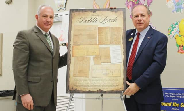 "The ""Around the County"" initiative seeks to promote community pride through historic documents that have long been stored at the clerk's office."