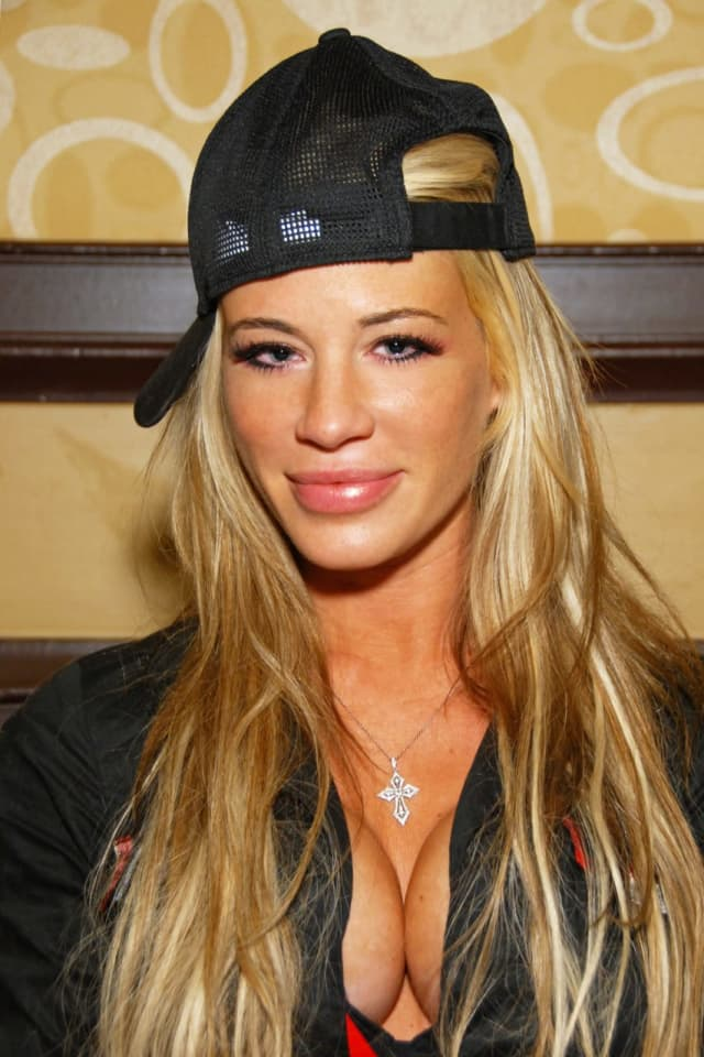 Former WWE Star Ashley Massaro