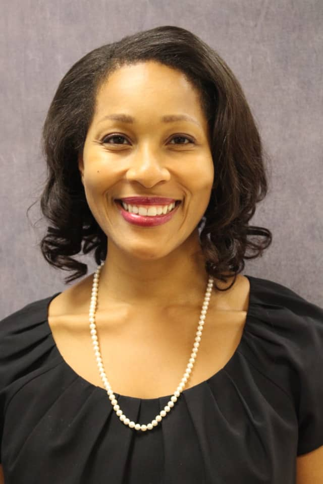 Michelle Azu, M.D., FACS, is the director of breast surgical services and the associate director of the Breast Disease Management Team at NewYork-Presbyterian Lawrence Hospital.