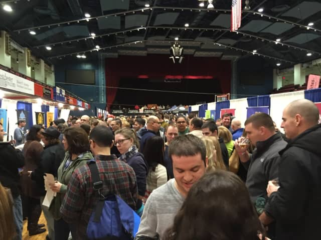 Scenes from the 2015 Big Brew NY Festival.