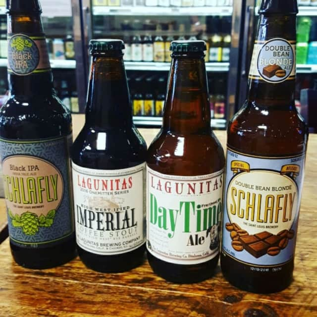 Amazing Grapes Craft Beer Wine Bar & Store is a local favorite for drinks in Pompton Lakes.