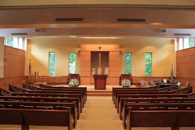 Temple Beth Abraham in Tarrytown