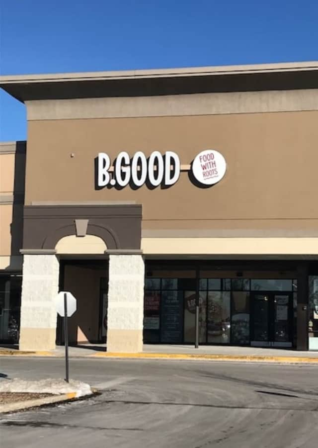 B. Good is opening in Nanuet