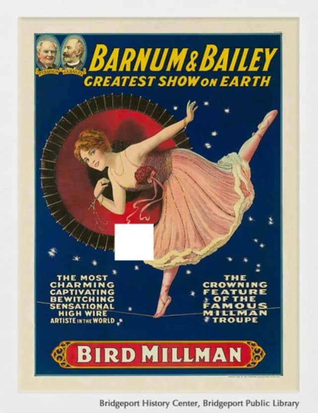 Bridgeport Public Library is selling reproductions of vintage posters, as well as mugs, T-shirts and books this holiday season.