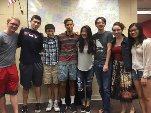 Eight Byram Hills students are moving on to the next round, to potentially become Merit Scholars.