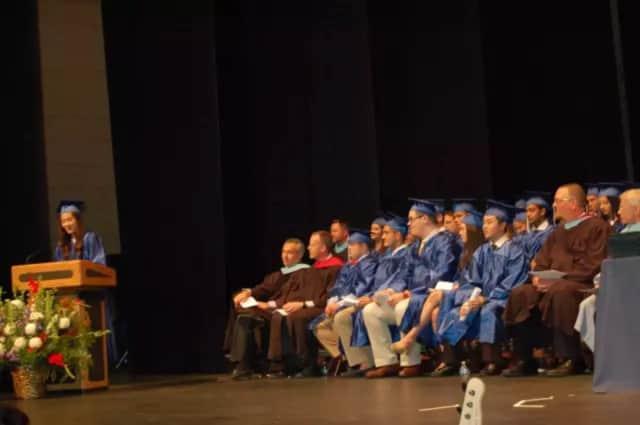 Graduation ceremonies are happening throughout June.
