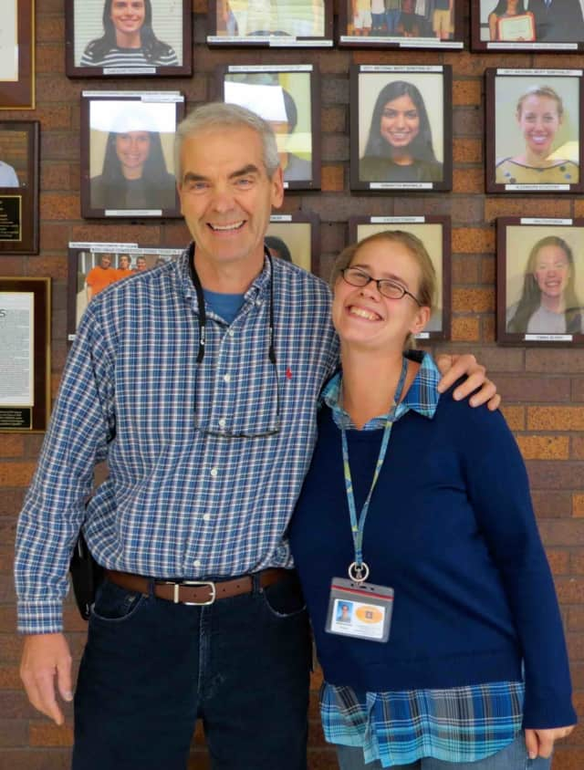 "Briarcliff High School teachers Thomas Durkin and Michelle McNeight have been named ""Collaborators of Excellence"" by the New York State English Council."