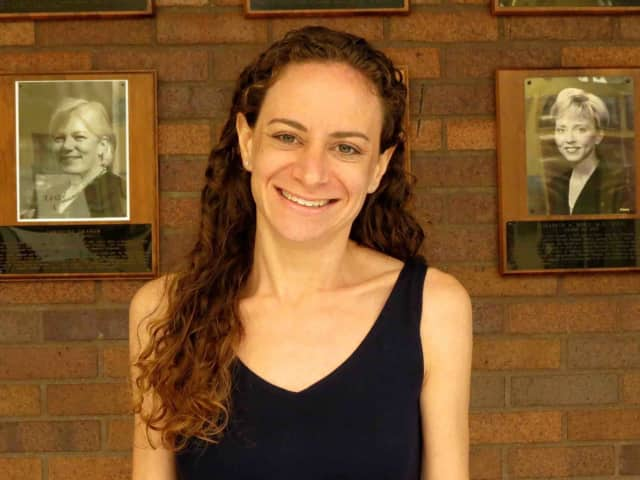 "Briarcliff High School English teacher Samantha Fishman has been named a ""2016 Educator of Excellence"" by the New York State English Council."