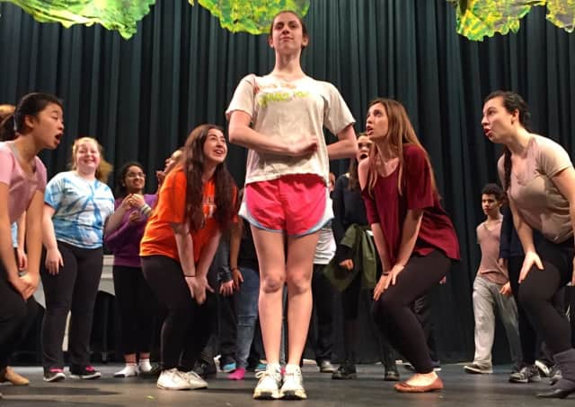 Briarcliff High School students are preparing to present a timeless musical next weekend.