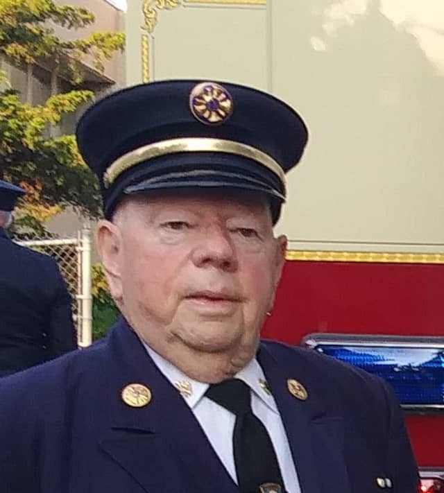 William Stewart served in the Mt. Kisco Fire Department Ancient Fife and Drum Corps for 68 years.