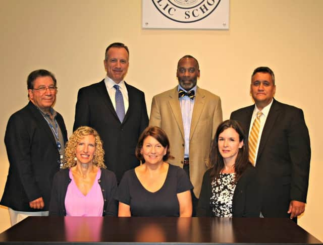 Pelham Board of Education.