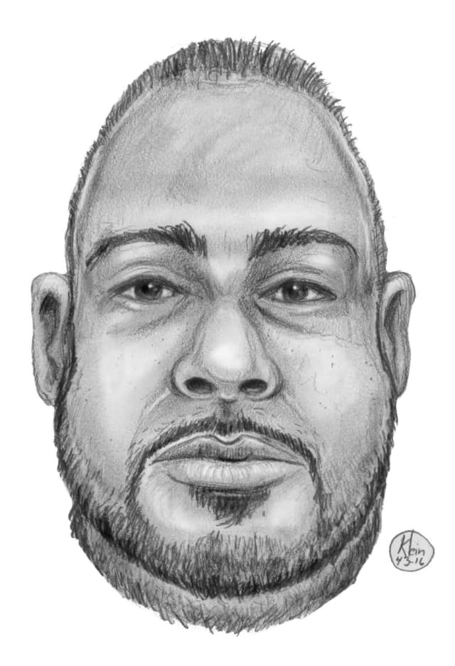Westchester County Police have released a sketch of the man who was found dead along the Bronx River Parkway.