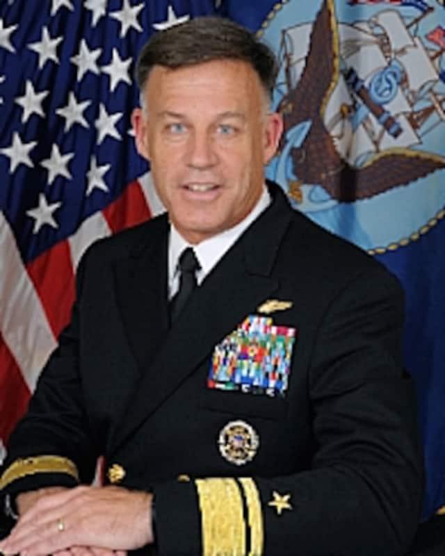 Rear Admiral Sean Buck