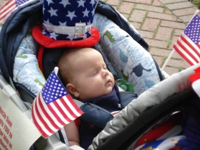 The Rutherford Baby Parade is July 4th. Register now.