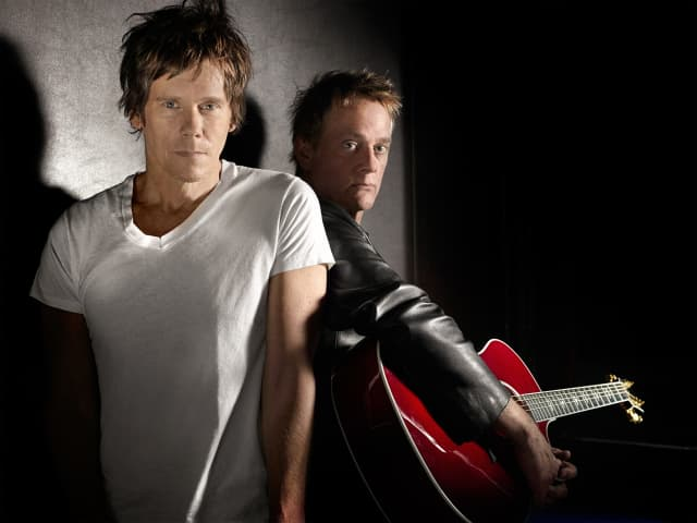 The Bacon Brothers will sizzle at the Ridgefield Playhouse on Friday.