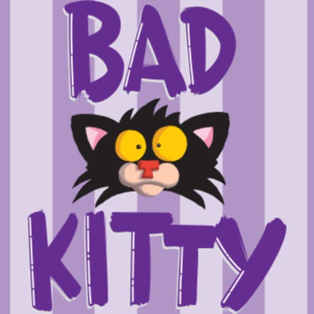 """Nick Bruel is the author of the """"Bad Kitty"""" books."""