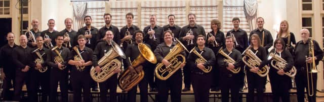 Imperial Brass for the Band Photo