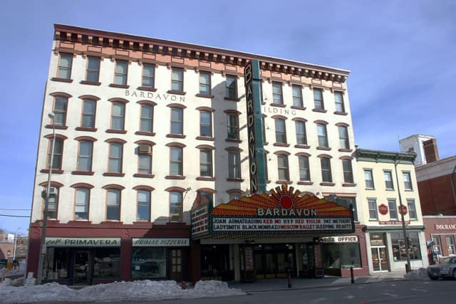 A First Friday event is planned April 1 at the Bardavon 1869 Opera House in Poughkeepsie.