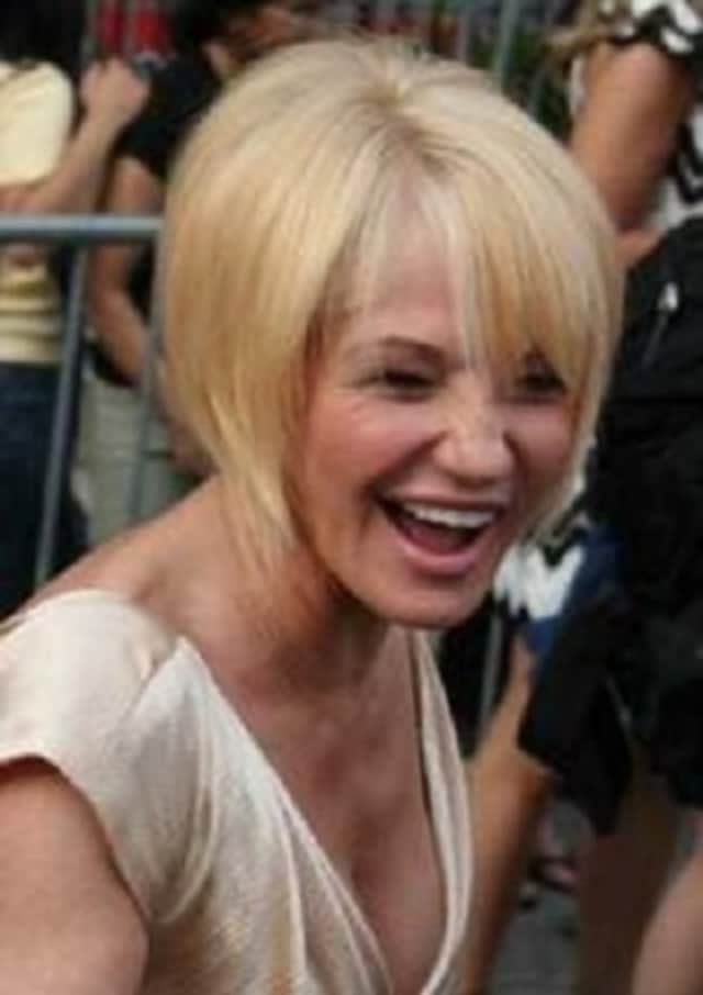 Happy birthday to Pound Ridge's Ellen Barkin. The actress turns 62 today.
