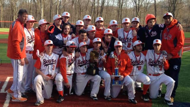 Briarcliff High School's baseball team won the school's annual Booster Club Tournament on April 10.