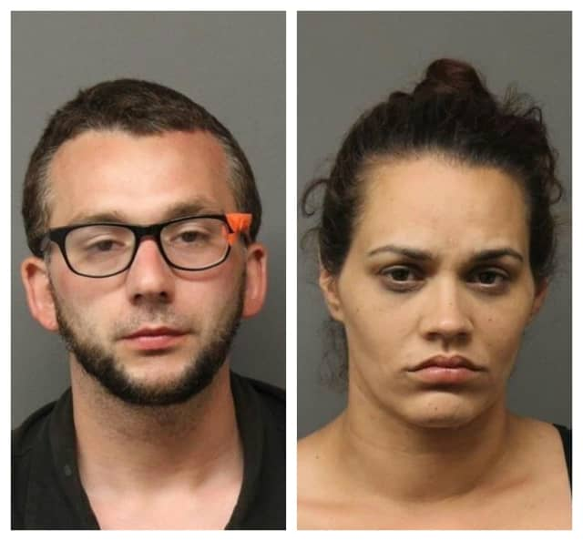 Michael J. Kalouis, 31 of Stanhope, and Angela M. Lopez, 34 of Middlesex.