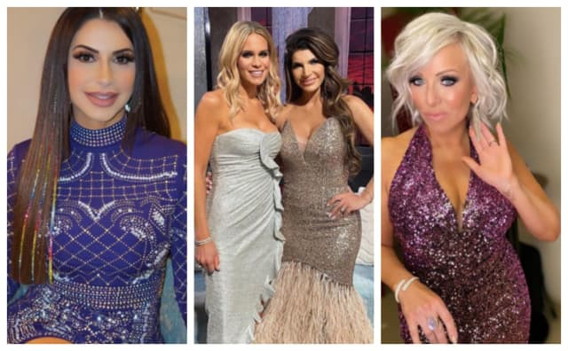 Teresa Giudice, Jennifer Aydin, Jackie Goldschneider and Margaret Josephs donated items -- some valued at more than $5,000.